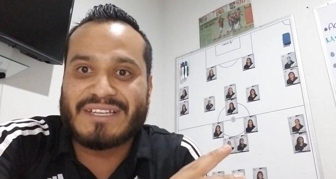 """Estamos aprovechando la cuarentena para corregir errores"": Fernando Samayoa"