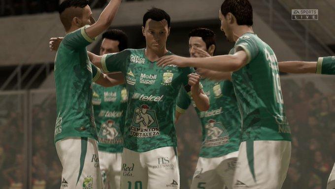 Se llevó a cabo el primer clásico en la e Liga MX