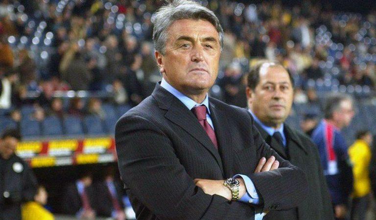 Falleció el ex entrenador Radomir Antic