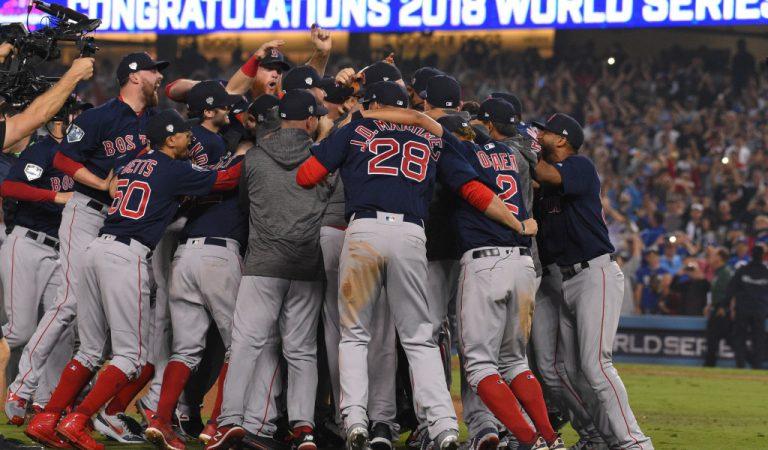 La MLB castiga severamente a los Boston Red Sox