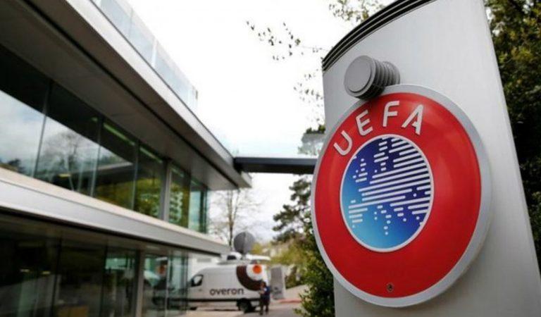 Comité médico de UEFA ve posible reanudar el futbol europeo
