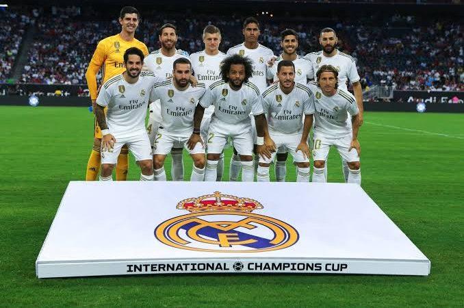 El Real Madrid tendrá reducciones salariales por el Covid- 19