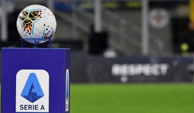 Oficial: La Serie A regresa en junio