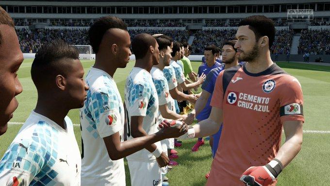 Cruz Azul se despide de la e Liga MX