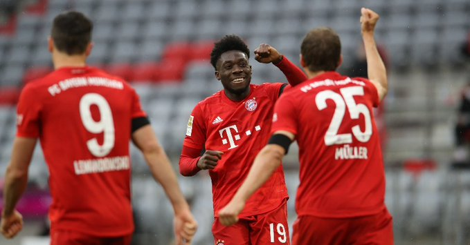 Bayern  München sigue ganando y el  Borussia Dortmund no se entrega en la Bundesliga