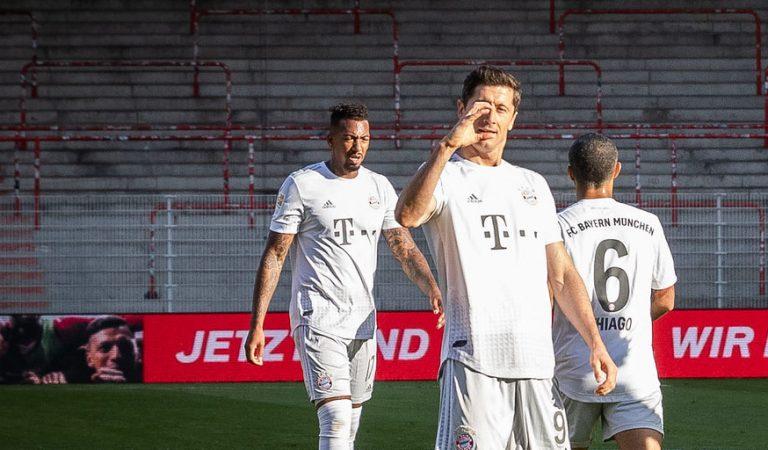 Bayern München se consolida en la cima de la Bundesliga