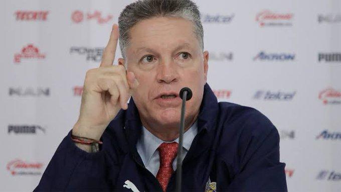 """""""Indisciplina no tuvo que ver con caso positivo"""": Ricardo Peláez y Jaime Figueroa"""