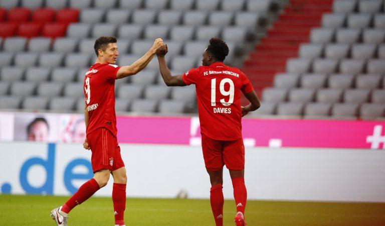 Bayern Múnich sigue con paso arrollador en la Bundesliga