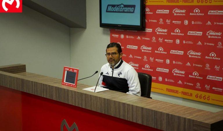Héctor Lara abandonó la dirección deportiva de Monarcas Morelia