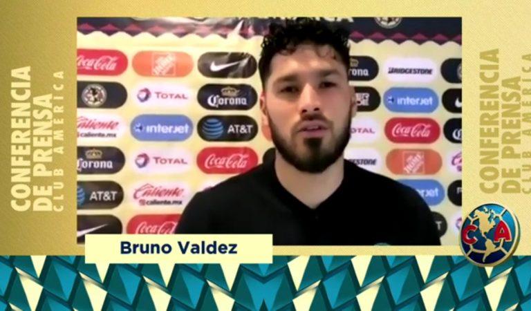 """""""Cuando todo esto pase, nos volveremos a ver en el Estadio Azteca"""": Bruno Valdez"""