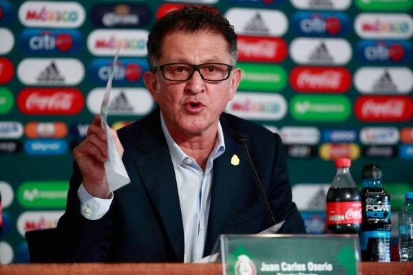 Juan Carlos Osorio sigue causando polémica por sus declaraciones
