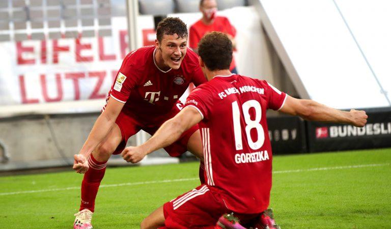 Bayern München se acerca al título de Bundesliga tras una nueva victoria