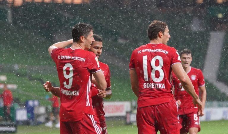 El Bayern München se alza con su título número 30 de la Bundesliga