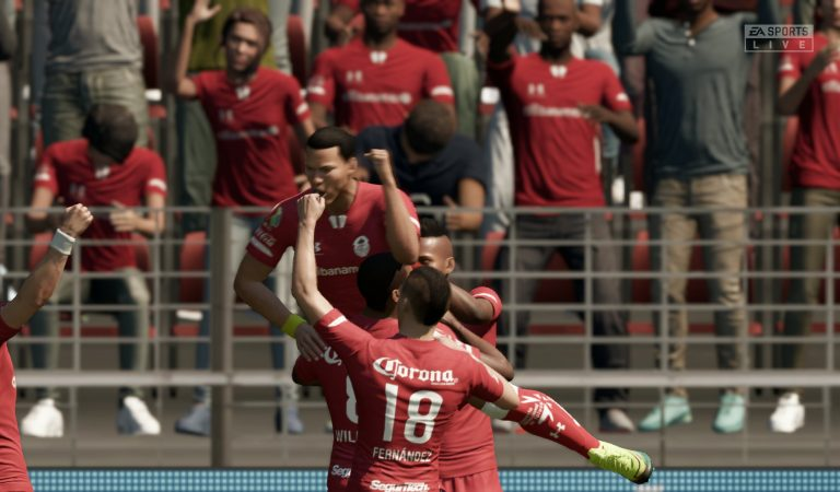 Toluca golea y León sufre para avanzar en la liguilla de la e Liga MX