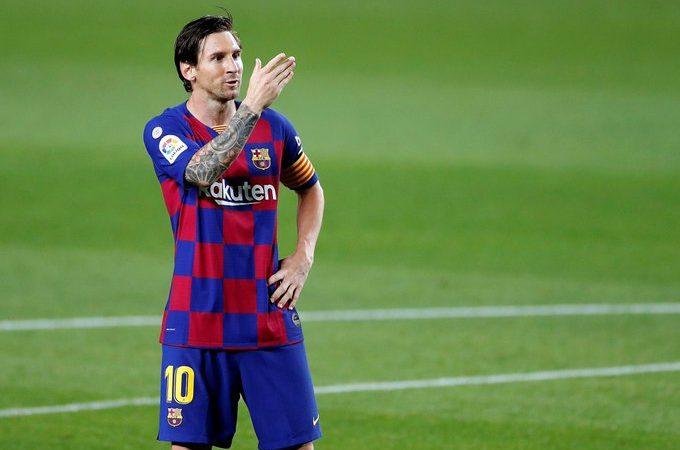 Los grandes récords de Lionel Messi