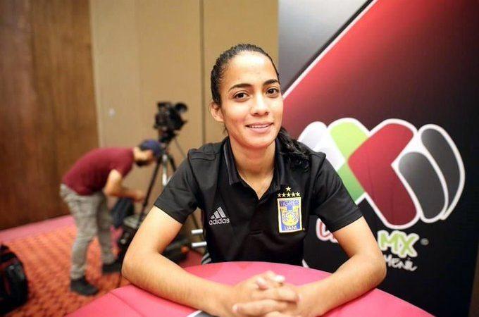 """""""A mí me gusta meter goles, no es presión"""": Carolina Jaramillo"""