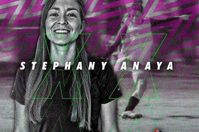 Stephany Anaya se convierte en el nuevo refuerzo del Atlas Femenil