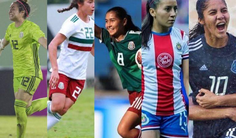 Rumbo al Mundial Femenil 2023: ¿Quiénes serán las próximas estrellas de México?