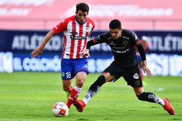 Atlético San Luis y Bravos de Juárez empatan en su presentación en el Guard1anes