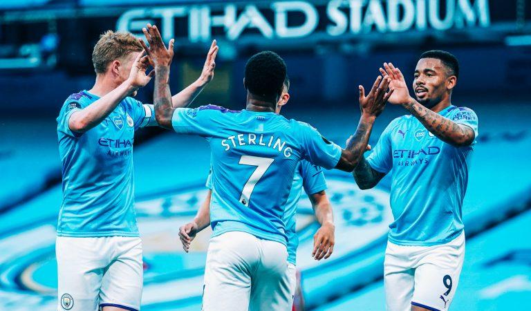 Manchester City sí jugará Champions League