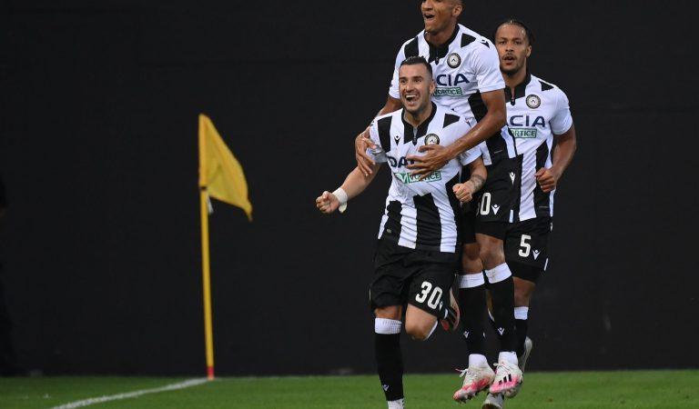 Udinese da la sorpresa al vencer a Juventus y aplaza su coronación