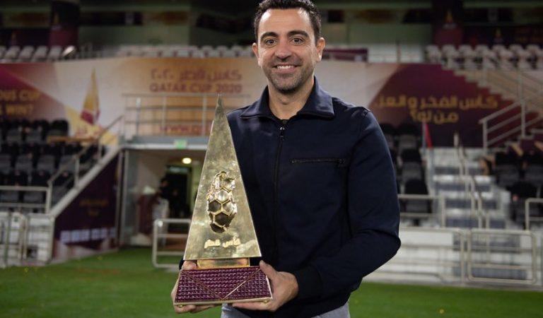 Xavi Hernández anuncia que dio positivo por COVID-19