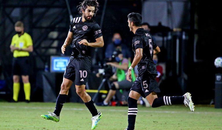 Rodolfo Pizarro marcó gol en su regreso a la MLS