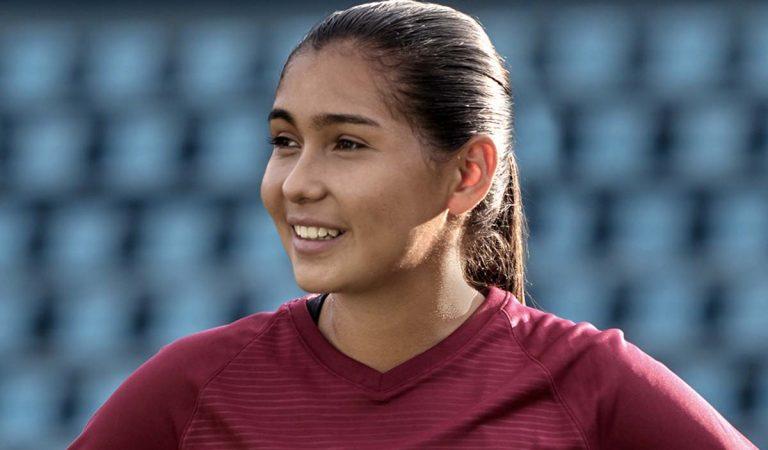 """""""Quiero quedar campeona con Chivas"""": Nicole Pérez"""