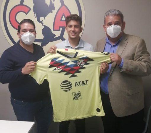 América ficha a la promesa Tarek Sirdah para la Sub- 20