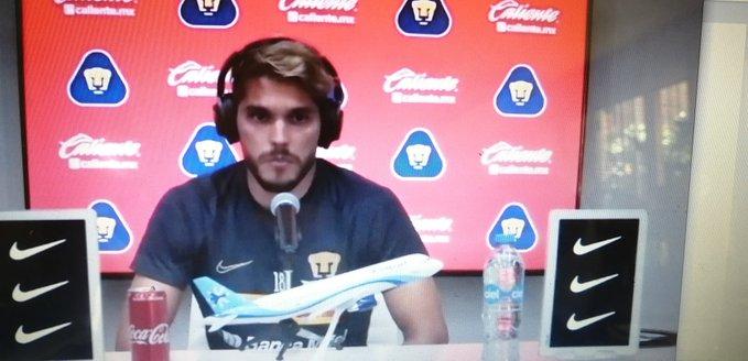 """""""Debemos de cambiar la imagen dada en la Copa Por México"""": Nicolás Freire"""