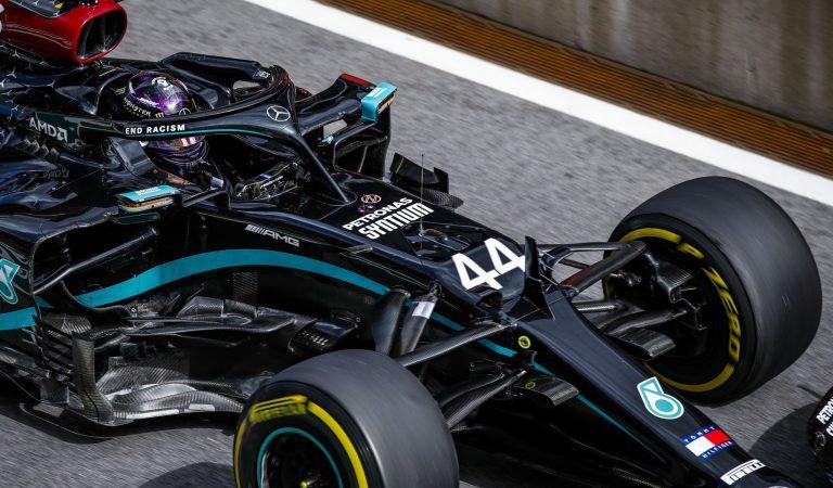 Lewis Hamilton domina el GP de Austria; Sergio Pérez destaca con Racing Point