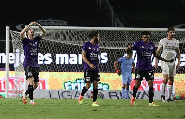 Primer triunfo del Mazatlán FC en la Liga MX