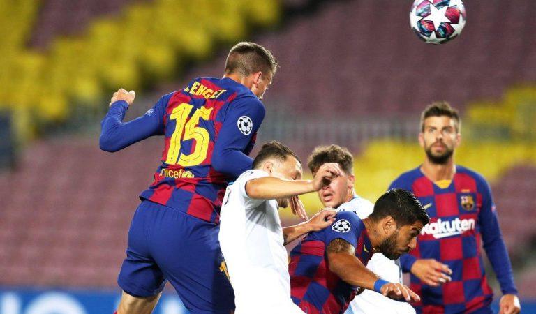 Lozano y Napoli se despiden de la Champions League tras perder con Barcelona