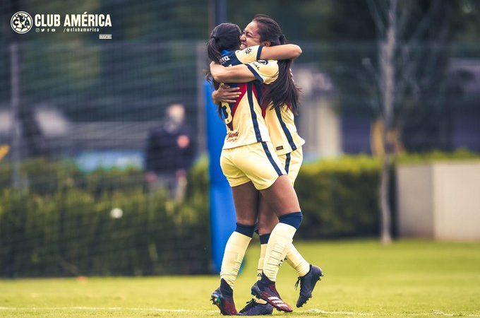 América Femenil derrotó al Atlético San Luis