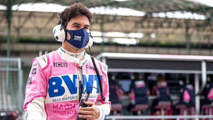 OFICIAL: Sergio 'Checo' Pérez es nuevo piloto de Red Bull Racing