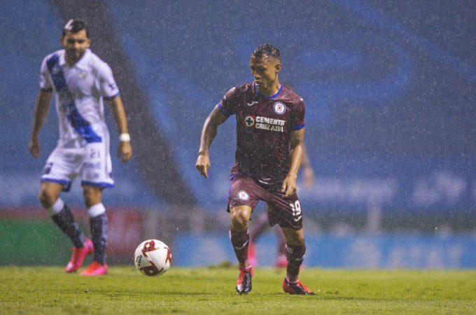 Electrizante empate entre Puebla y Cruz Azul