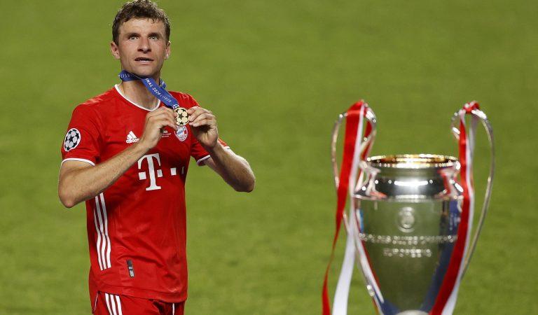 La UEFA da a conocer el plantel ideal de la Champions League