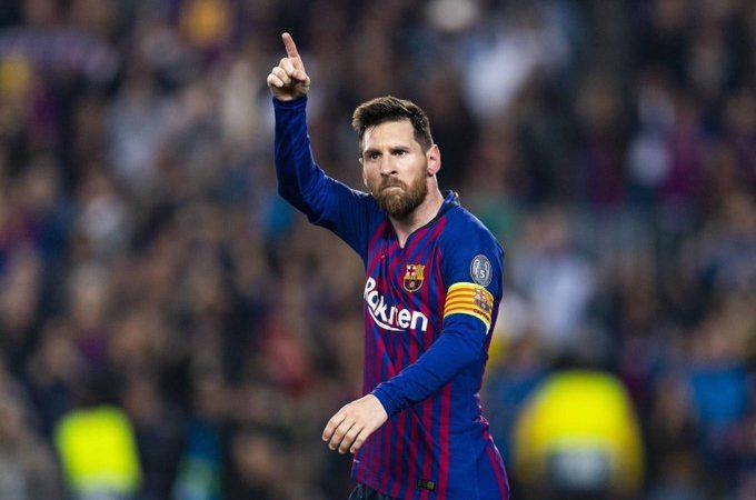 """Pluma reglamentaria"": Messi, a salir para ganar"