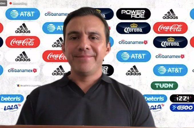 Luis Pérez, nuevo DT de la Selección Sub-17