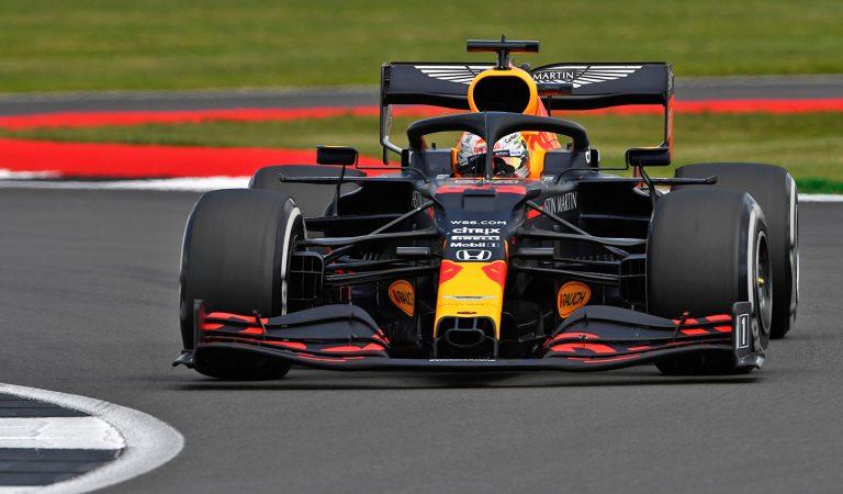 Max Verstappen y Red Bull Racing se llevan el GP del 70 Aniversario de la F1