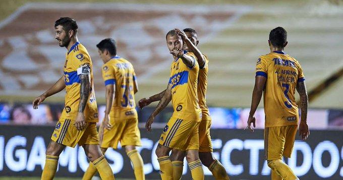 Con lo justo, Tigres vence al Santos Laguna