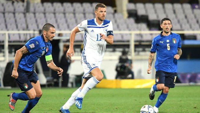 Italia debutó con empate en la UEFA Nations League
