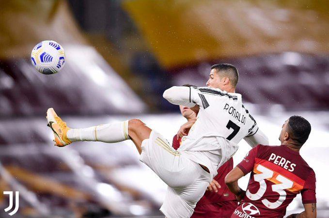Juventus y Roma dieron un emotivo encuentro