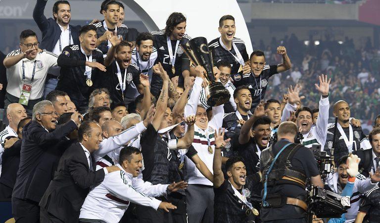 México ya conoce su destino en la Copa Oro 2021