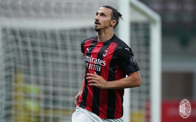 Zlatan Ibrahimovic, positivo por COVID-19 y baja para el AC Milan
