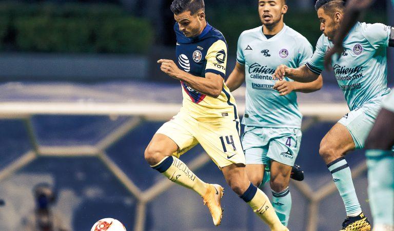 El Club América presenta dos casos positivos a COVID-19 previo a la liguilla