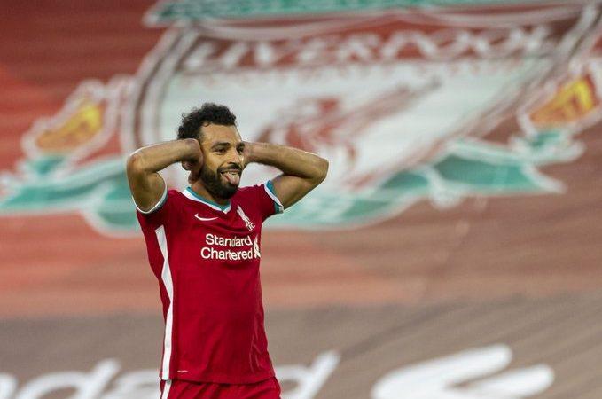 Mohamed Salah, positivo a Covid-19