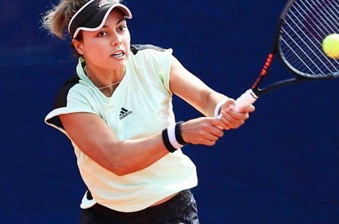 Renata Zarazúa ganó su primer partido de Grand Slam