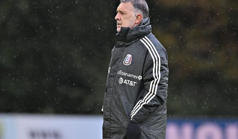 Gerardo Martino aseguró que nadie tiene su lugar asegurado en la Selección Mexicana