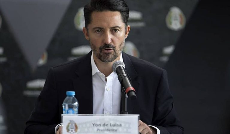 Yon de Luisa buscará que México regrese a torneos sudamericanos